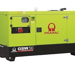 Agregaty prądotwórcze od 16-160kW